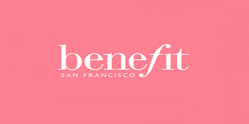 Logo for Benefit Cosmetics UK